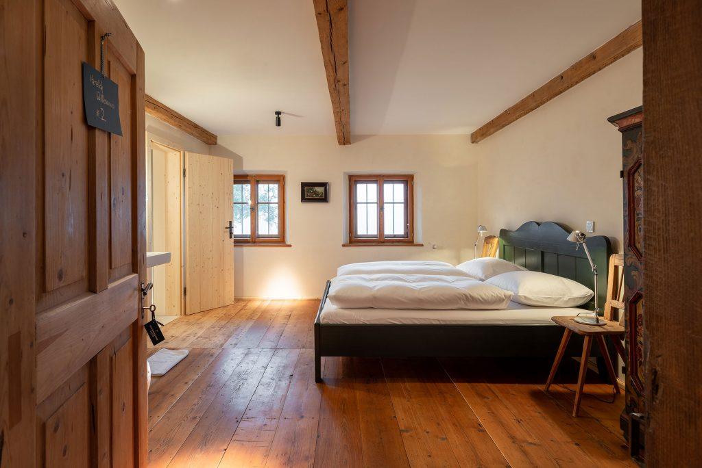 Bio-Hotel - Urlaub und Auszeit im Bauernzimmer