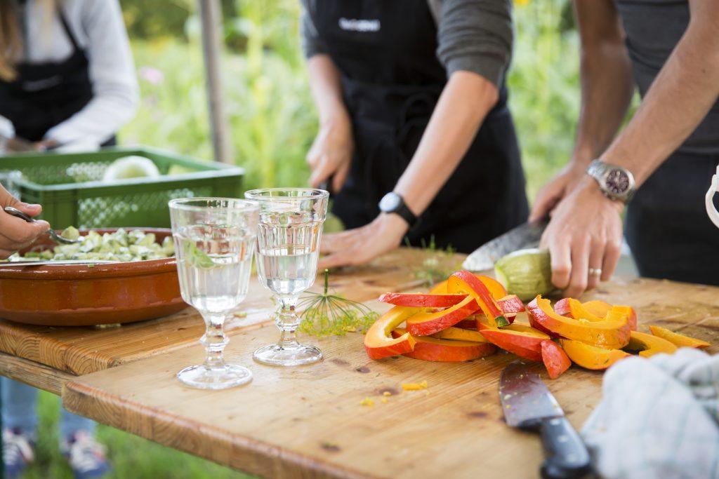 Ausbildung in Hotelfach und Gastronomie - Workshop