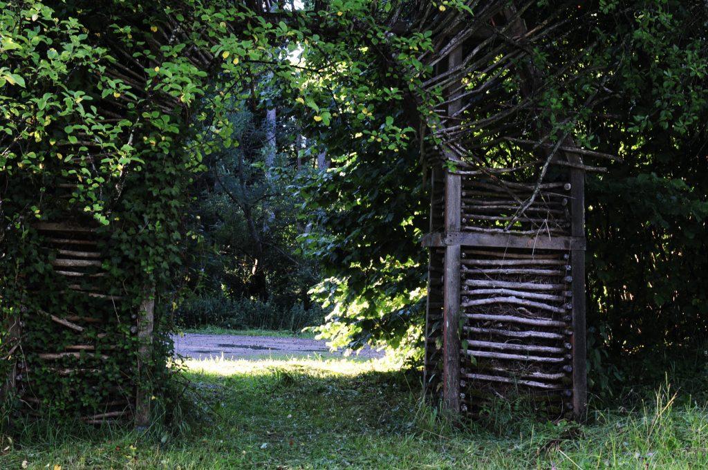 Sommer im Wald - Naturkunst